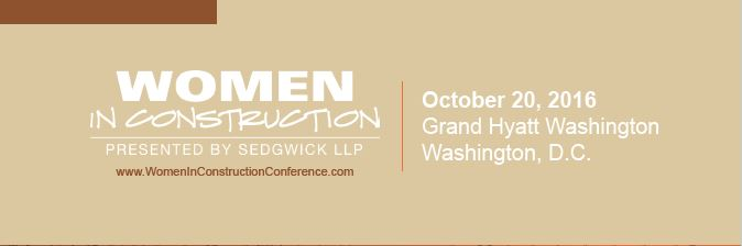 Secretariat Sponsors Women in Construction Event Presented by Sedgwick LLP