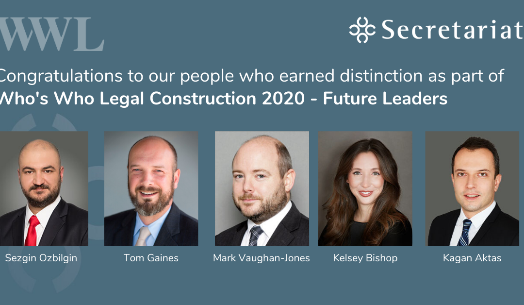 CONSTRUCTION 2020 – FUTURE LEADERS