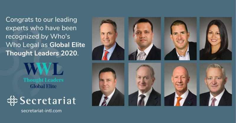 Global Elite Thought Leaders 2020